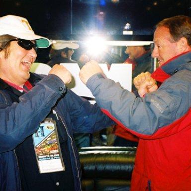 Lee Roy Mercer & Ken Schrader