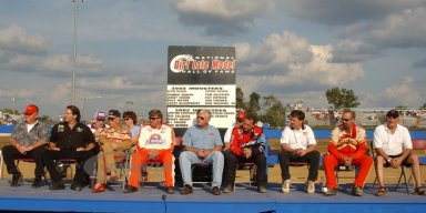 National Dirt Late Model HoF