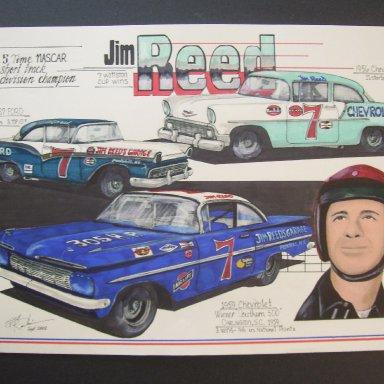 Jim Reed art work