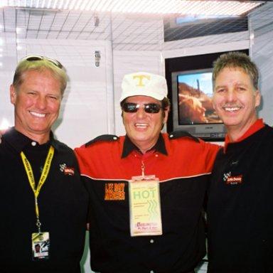 Eddie Wood, Lee Roy Mercer, & Len Wood
