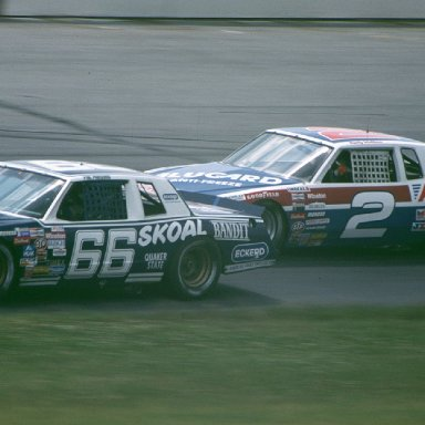 PhilParsonsRustyWallace1985