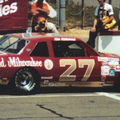 TimRichmond27racecar1983