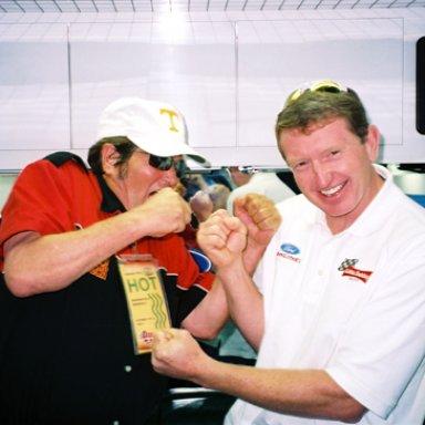 Lee Roy Mercer & Bill Elliott