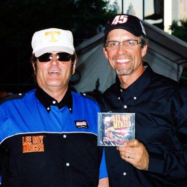 Lee Roy Mercer & Kyle Petty