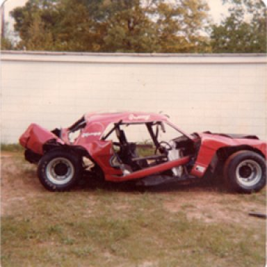 Wreck from Middle Georgia Raceway 01