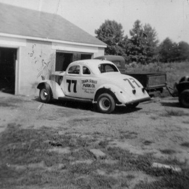 Ted Swaim's Garage