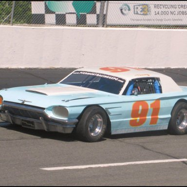 2010 version,#91Memory Lane Motorsports 1965 Ford Thunderbird