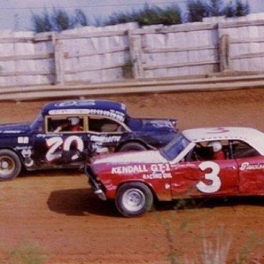 Starlite Speedway - 1970's