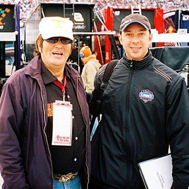Lee Roy Mercer & Chad Knaus