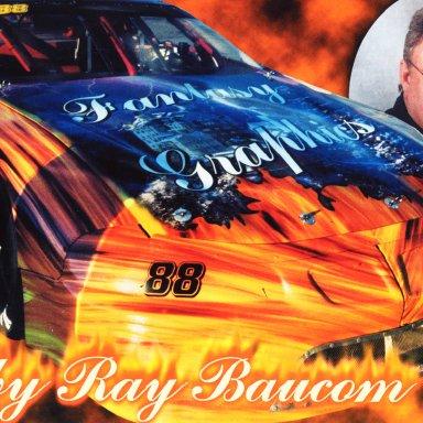 #88 BOBBY RAY BAUCUM