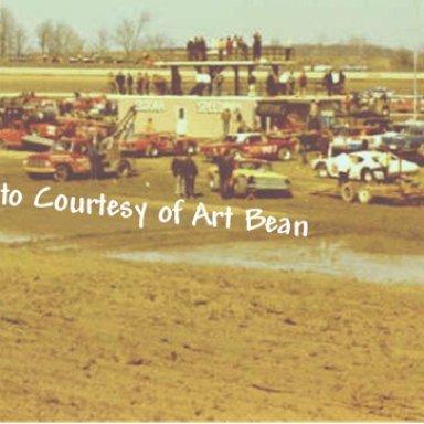 Eldora Speedway 1970
