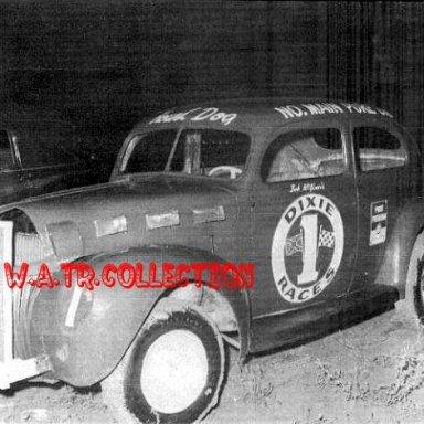 BoB McGinnis- Hound Dog # 1-Danville Speedway Va.
