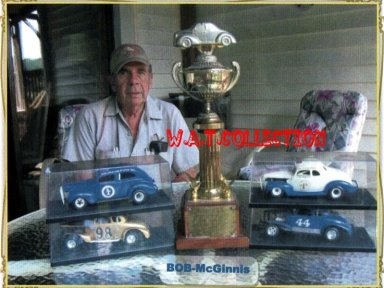 Bob Mcginnis-1965 Southboston Speedway Modified Co-Champion Sonny Huntchins Champion They Where Tied In Points