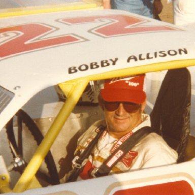 bobby allison 1983 cedar rapids