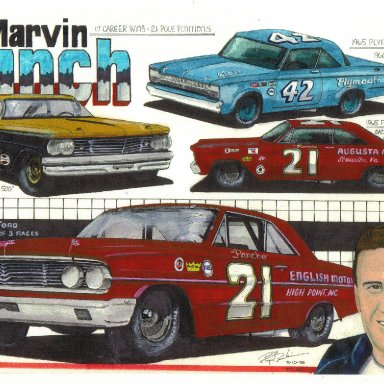 Marvin Panch artwork