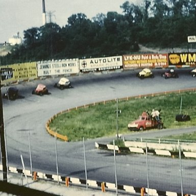 Nashville Fairgrounds 1961