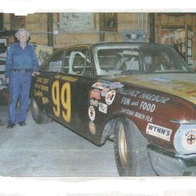 fireball roberts 1961 ford