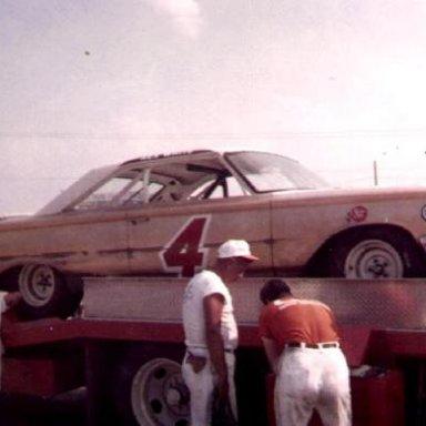 rex white 1963 mercury