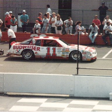Terry Labonte 1987 Mich