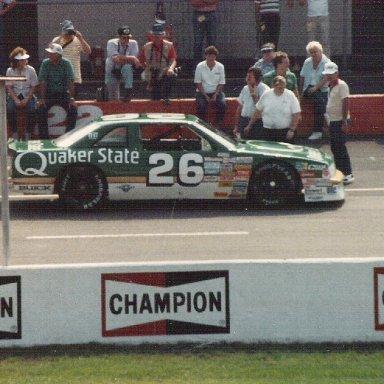 Morgan Shepherd 1987 Mich