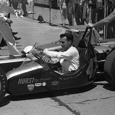 bobby johns indy 1964
