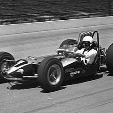 bobby johns indy 1964