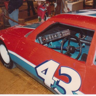 Richard Petty Pontiac 1982