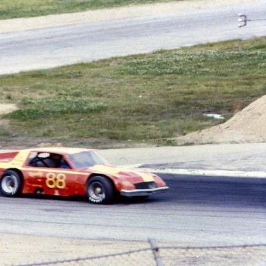 Don Biederman-1984 Oxford 250-in a Jeff Stevens Car
