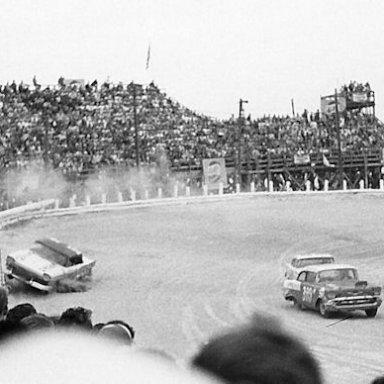 Daytona Beach 1958