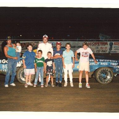 MC#5 FSFS SECOND WIN '88
