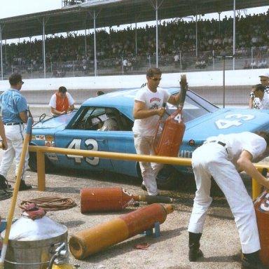 1967 Darlington 43 pit