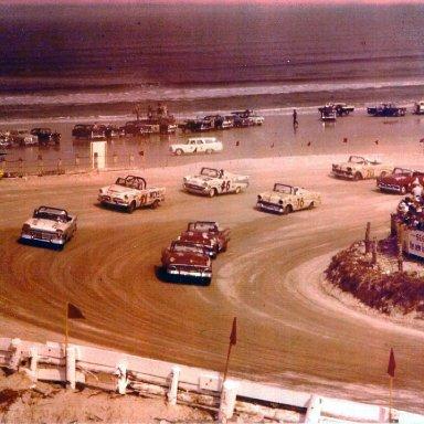 1957 BEACH