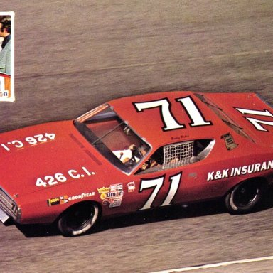 1973 Baker