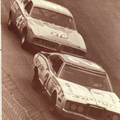 1974 Pearson and Petty