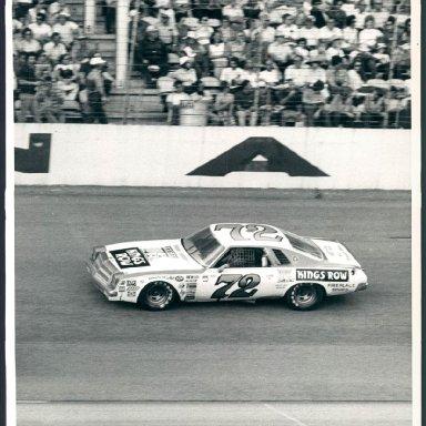 1975 Benny Parsons