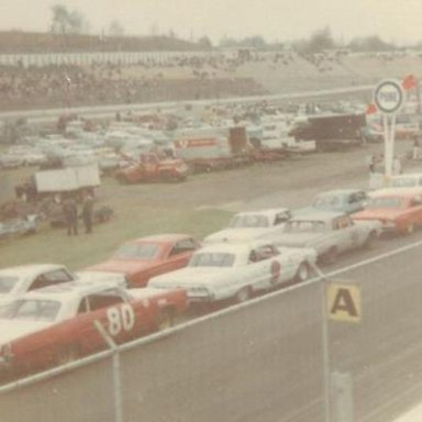 Martinville 9/65, after wreck
