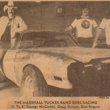 The Marshall Tucker Beginning