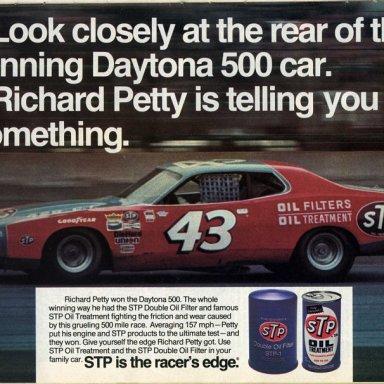 1973 STP AD
