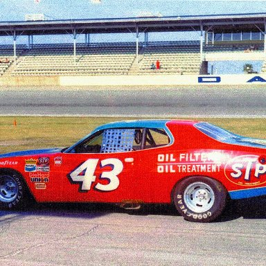 1973 STP CHARGER