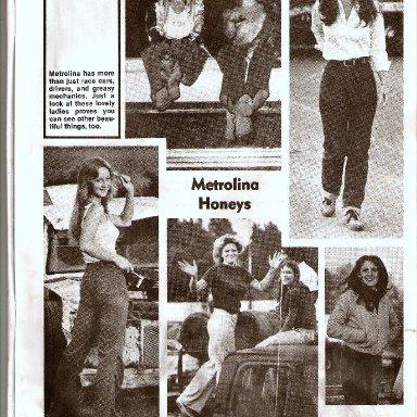 Metrolina Honeys 1980s'