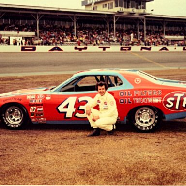 1977 Petty Daytona Promo 2