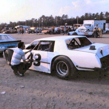 Don Biederman 1981 Oxford 250