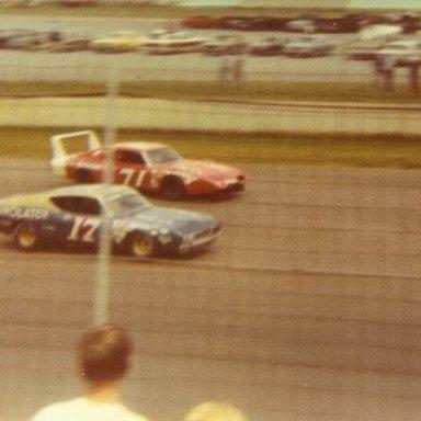 David Pearson and Bobby Isaac