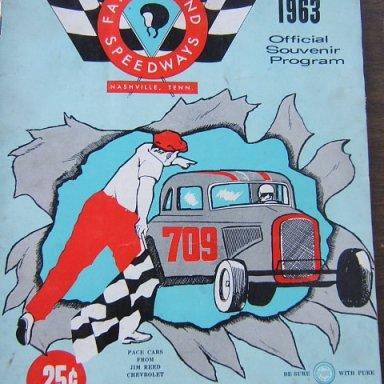 1963 Nashville program
