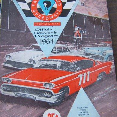 1964 Nashville program