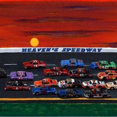 """""""Heaven's Speedway"""""""