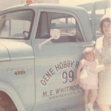 Wife Linda, Daughter Gina