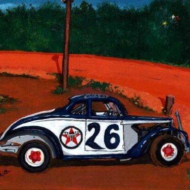 """""""The Earnest Nicks Car"""""""