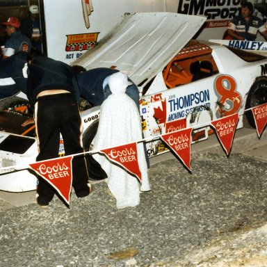 Russ Urlin Scotia Speedworld 1988 or 1989