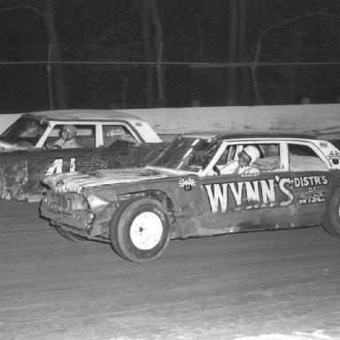 arnie gardner 1966 @ santa fe speedway